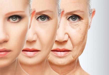 Da nhanh lão hóa hóa vì những thói quen này