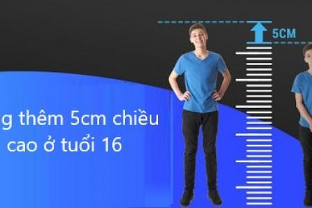 #8 Cách tăng chiều cao ở giai đoạn đầu dậy thì tuổi 13