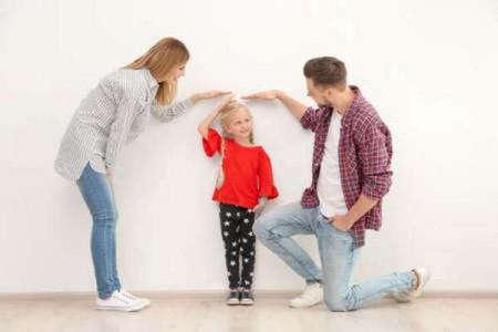 Bố mẹ thấp (lùn) làm sao để con cao lớn vượt trội ?