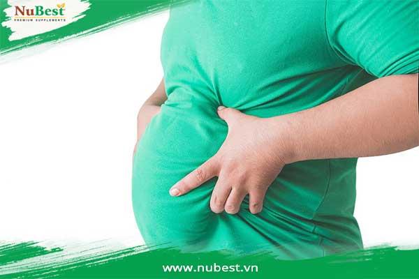 béo phì ở trẻ