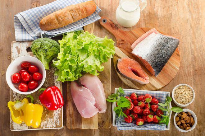 ăn đủ chất sẽ giúp cải thiện chiều cao ở  tuổi 22