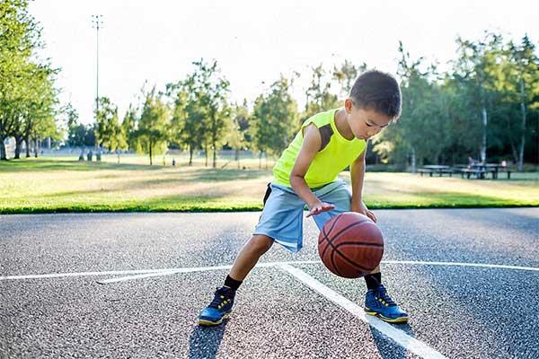 môn bóng rổ giúp tăng chiều cao tốt nhất