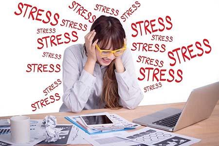Đừng để stress kéo dài quá lâu