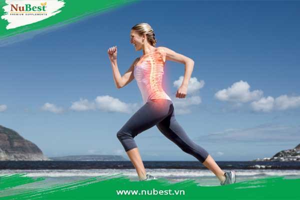 chạy bộ giúp xương khớp phát triển khỏe mạnh