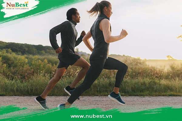 chạy bộ giúp cải thiện tư thế tốt hơn
