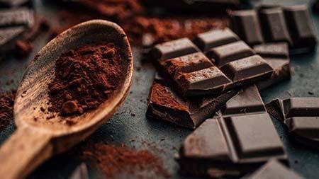 socola đen thực phẩm giàu kẽm