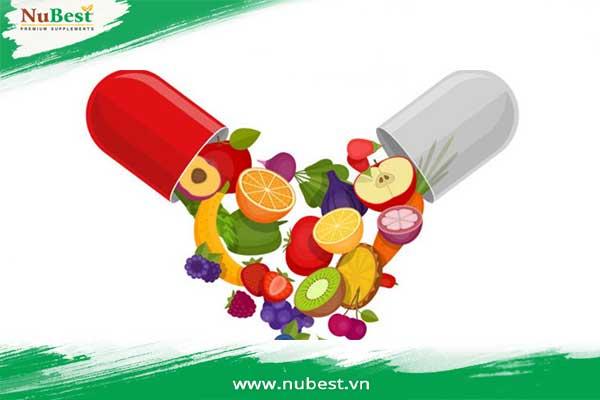 bổ sung dinh dưỡng bằng thuốc tăng chiều cao