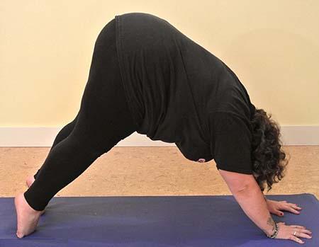 giảm cân tăng chiều cao bằng yoga