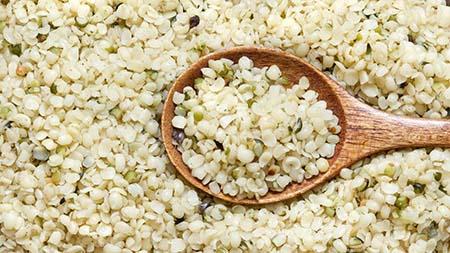 hạt thực phẩm giàu kẽm