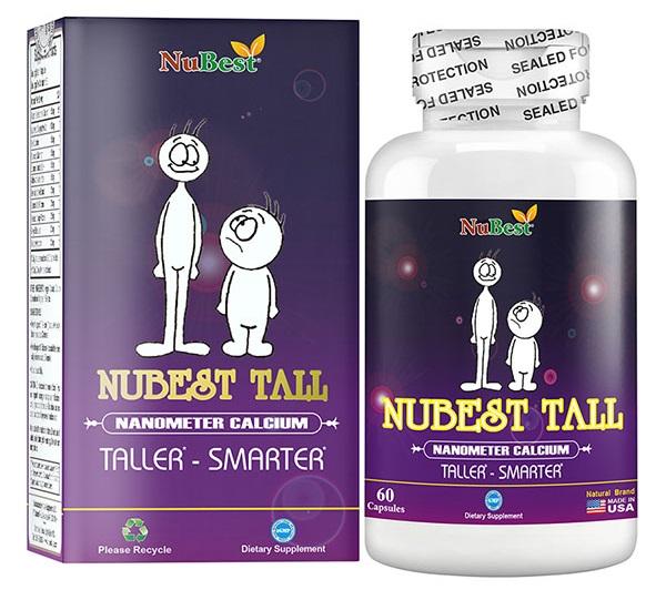 TPBVSK hỗ trợ tăng chiều cao NuBest Tall
