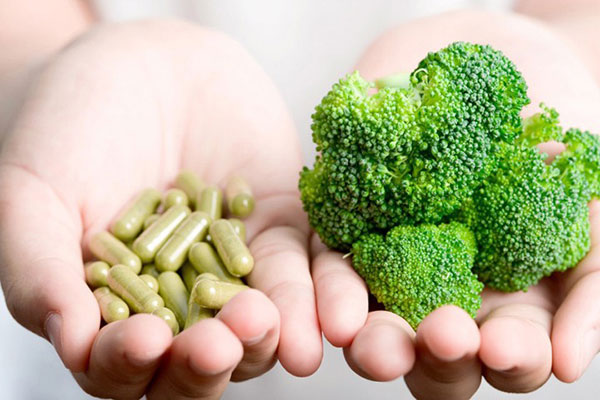 Tại Mỹ, cứ 10 người thì có đến 9 người sử dụng TPCN siêu dinh dưỡng