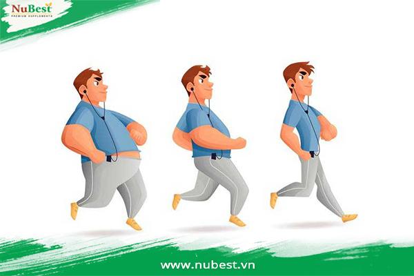 kiểm soát cân nặng ở tuổi 20