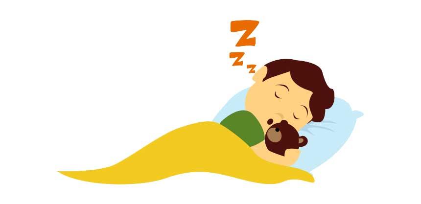 ngủ đủ giấc sẽ có lợi cho chiều cao tăng trưởng