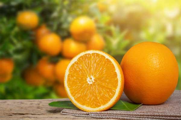 nước từ trái cam