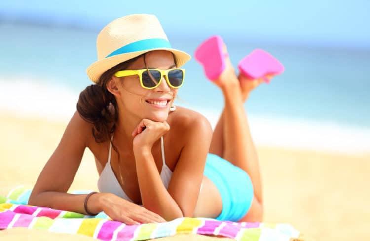 tắm nắng mỗi ngày giúp hấp thu vitamin D