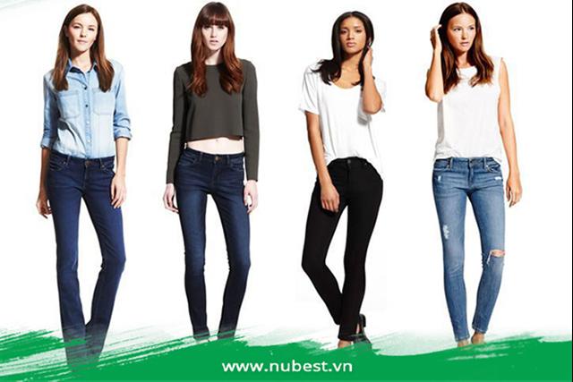 Khéo chọn trang phục để trông bạn cao hơn