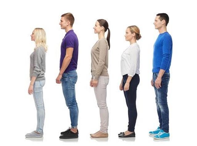 Chiều cao chuẩn tuổi 25 đồng thời cũng là chiều cao chuẩn của người trưởng thành