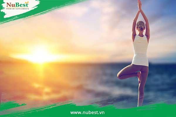 tập động tác yoga giúp tăng chiều cao
