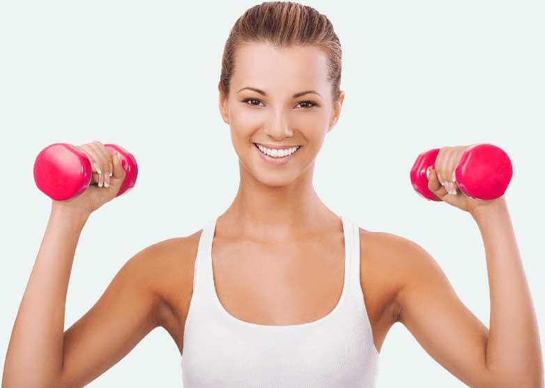 tập gym không làm giảm phát triển chiều cao