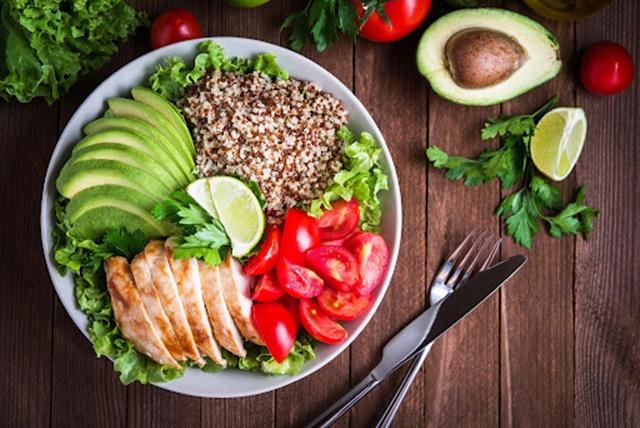 Chỉ nên ăn bữa phụ vào lúc xế chiều cách thời gian luyện tập khoảng 30 phút đến 1 tiếng