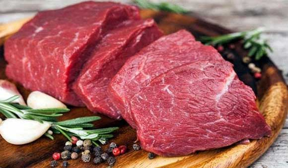 Thịt bò chứa nhiều kẽm và magie chống oxi hóa tốt