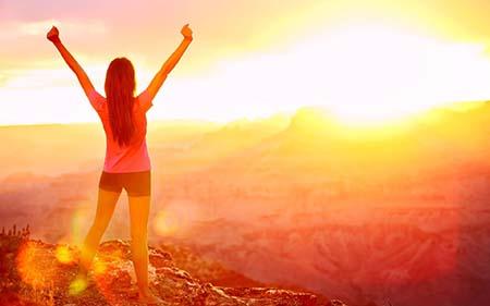tiếp xúc ánh nắng mặt trời giúp tăng chiều cao ở tuổi 14