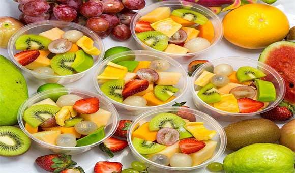 Trái cây, nguồn cung cấp vitamin đa dạng