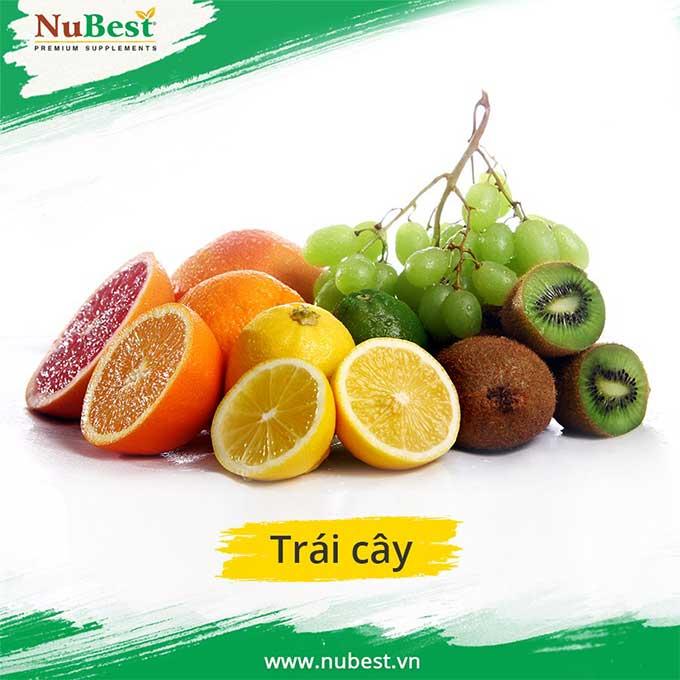 Nên thường xuyên cho trẻ ăn các loại hoa quả khi muốn tăng chiều cao
