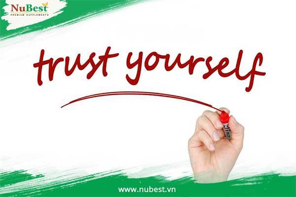 tư tin vào bản thân