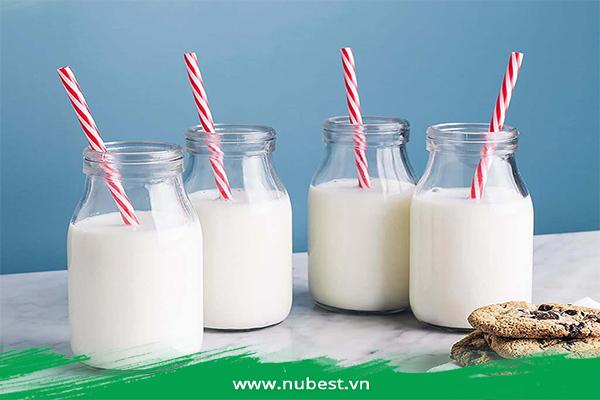 uống sữa giúp tăng chiều cao ở tuổi 18