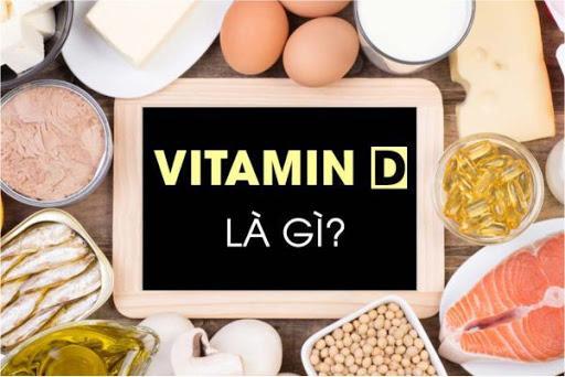 vitamin D là gì