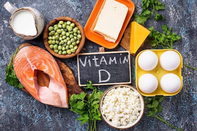 Vitamin D đóng vai trò quan trọng trong quá trình tăng trưởng thể chất