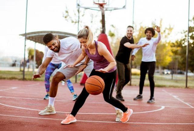 Thường xuyên chơi thể thao giúp chiều cao tăng trưởng tốt hơn